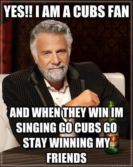 Go Cubs Go Meme Image Photo Joke 07