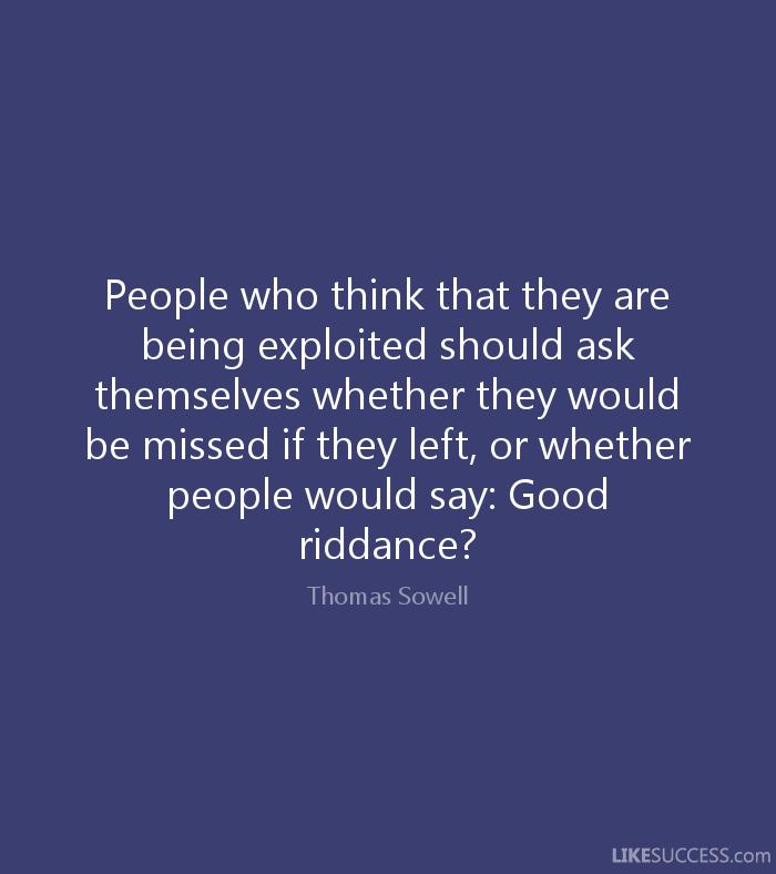 Good Riddance Quotes Meme Image 02