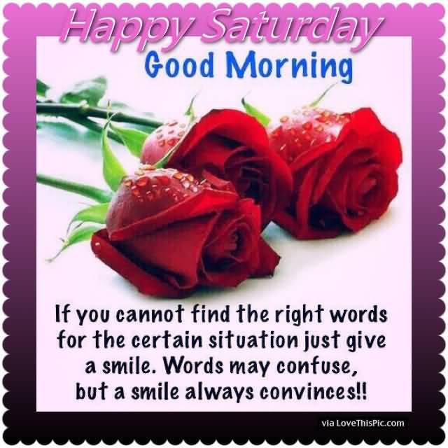 Good Saturday Morning Quotes Meme Image 18