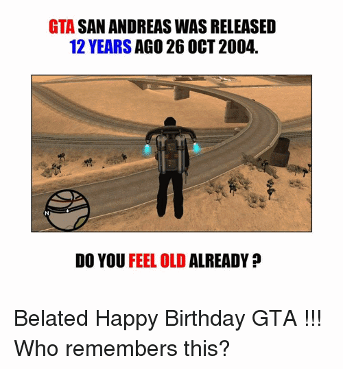 Gta San Andreas Facebook Mems: 15 Top Gta San Andreas Meme Jokes And Images