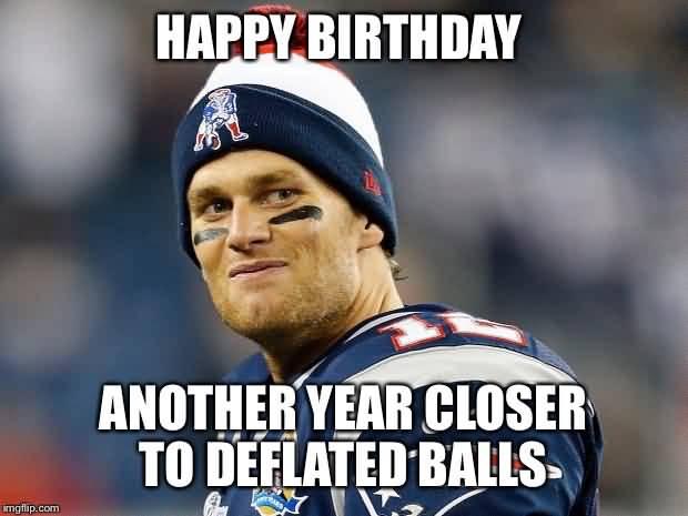 Happy Birthday Tom Meme Funny Image Photo Joke 07
