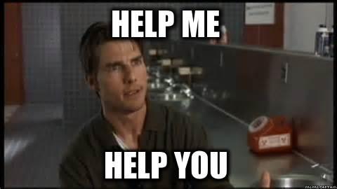 Help Me Help You Meme Funny Image Photo Joke 05