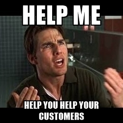 Help Me Help You Meme Funny Image Photo Joke 13