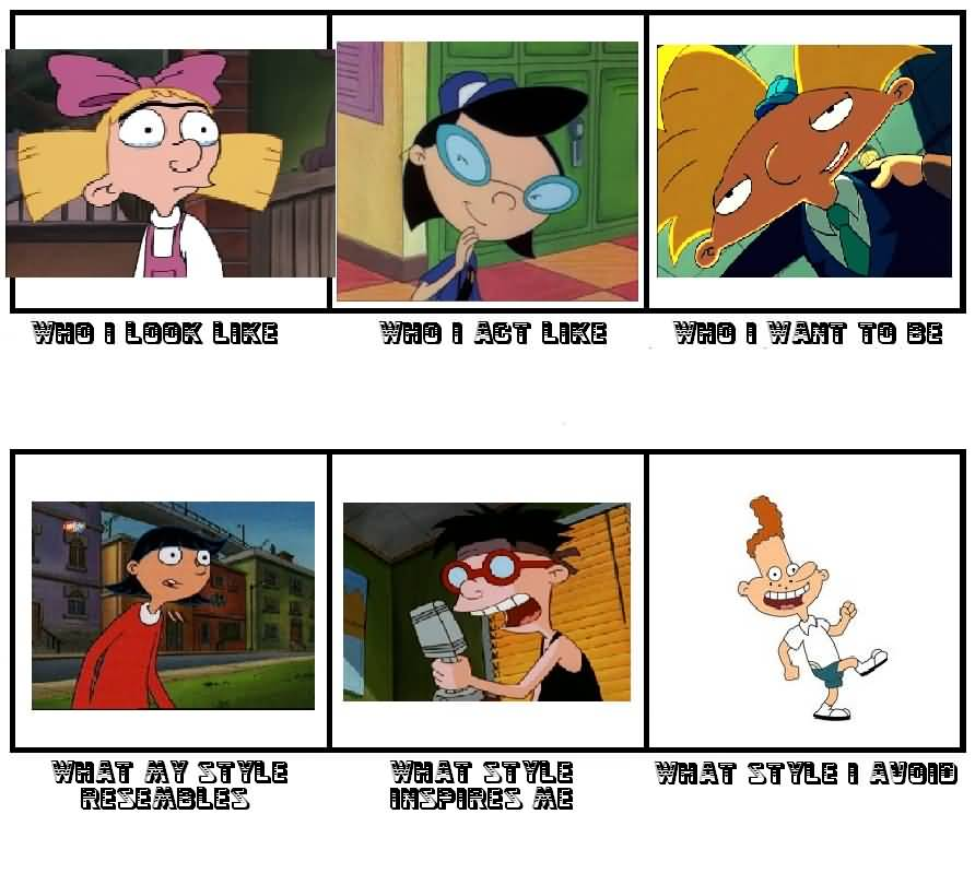 Hey Arnold Meme Funny Image Photo Joke 06