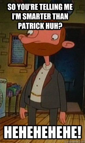 Hey Arnold Meme Funny Image Photo Joke 09