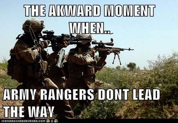 Hilarious common funny army officer meme image
