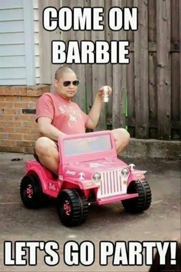 Hilarious lets party meme image