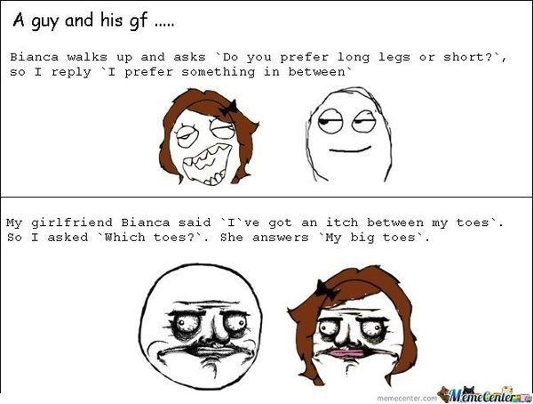 Hilarious perfect relationship life meme joke