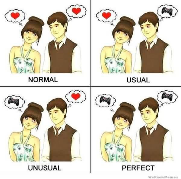 Hilarious perfect relationship meme jokes