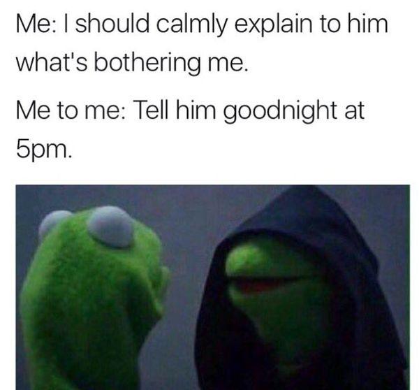 Hilarious relationship memes for him joke