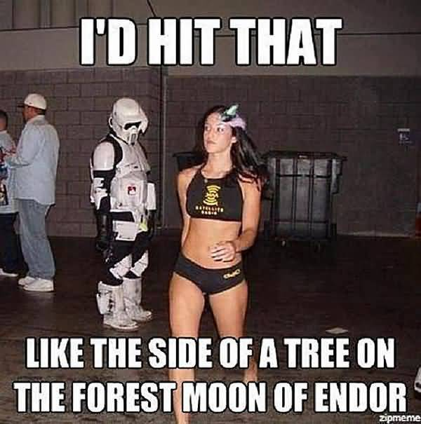 Hilarious star wars cute memes picture