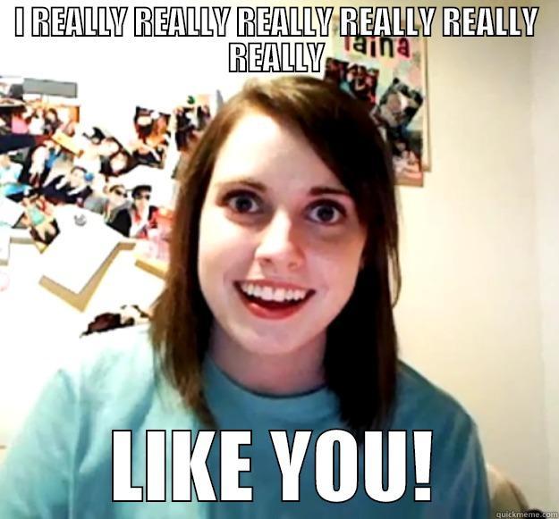 I Really Like You Meme Image Photo Joke 09