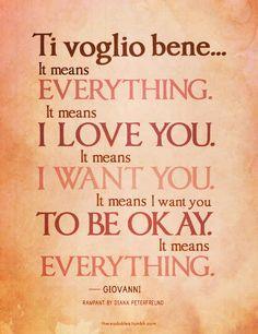 Italian Love Quotes Meme Image 17