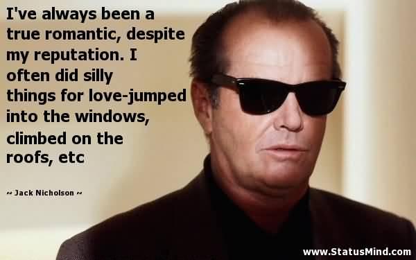 Jack Nicholson Quotes Meme Image 14 | QuotesBae