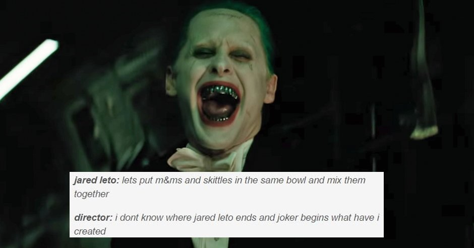 Jared Leto Joker Meme Funny Image Photo Joke 03