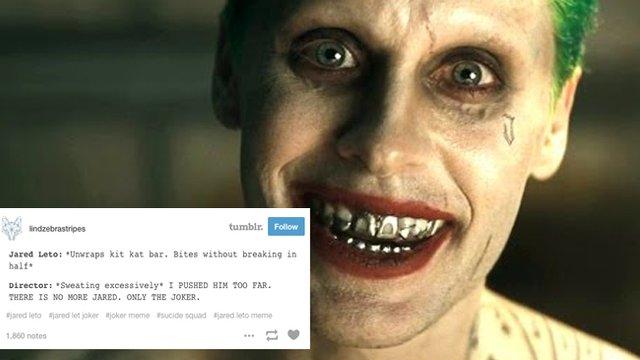 Jared Leto Joker Meme Funny Image Photo Joke 05