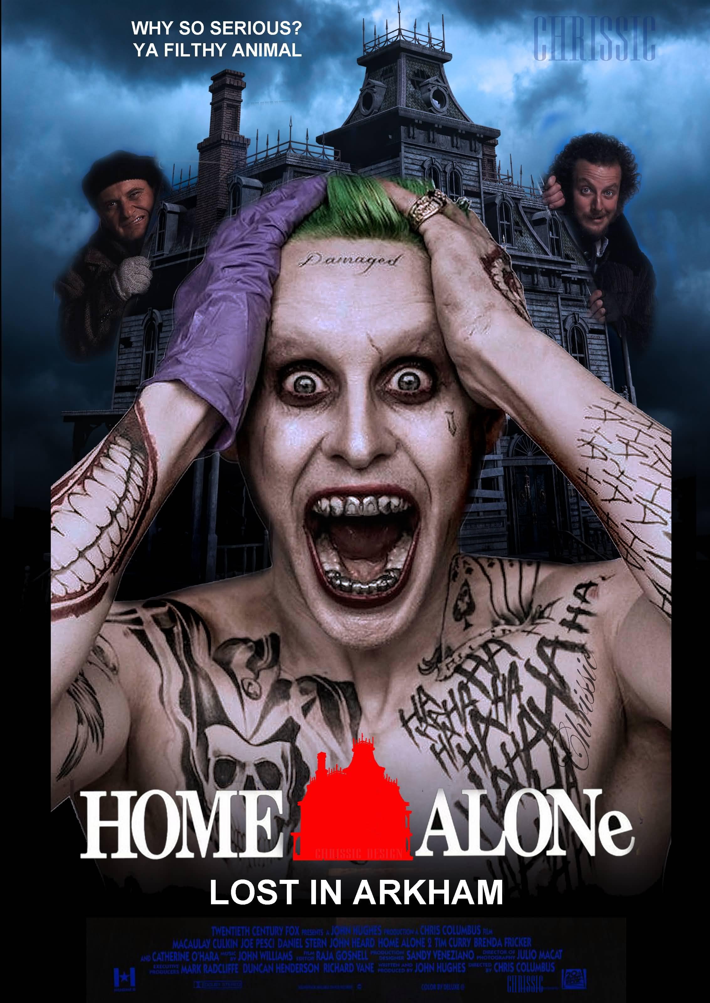 Jared Leto Joker Meme Funny Image Photo Joke 07