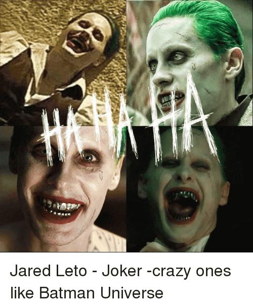 Jared Leto Joker Meme Funny Image Photo Joke 08