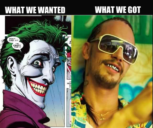 Jared Leto Joker Meme Funny Image Photo Joke 11