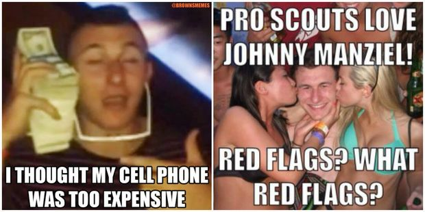 Johnny Manziel Meme Image Photo Joke 03