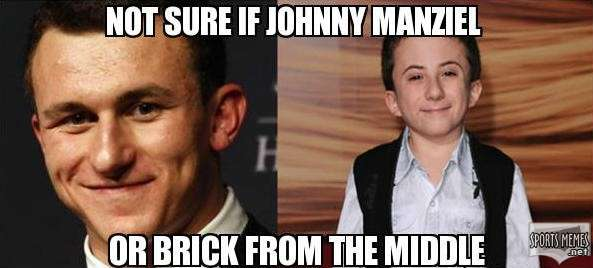 Johnny Manziel Meme Image Photo Joke 05