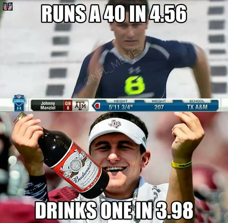 Johnny Manziel Meme Image Photo Joke 09