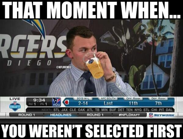 Johnny Manziel Meme Image Photo Joke 12