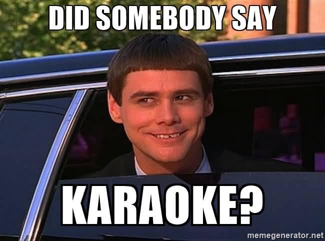 Karaoke Meme Funny Image Photo Joke 05