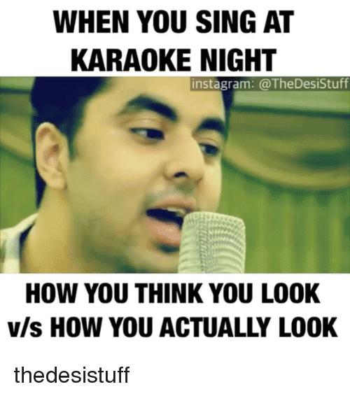 Karaoke Meme Funny Image Photo Joke 07