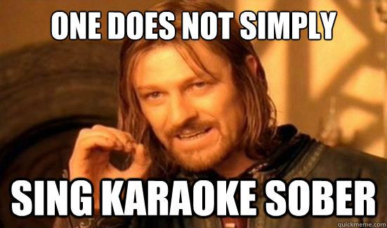 Karaoke Meme Funny Image Photo Joke 08