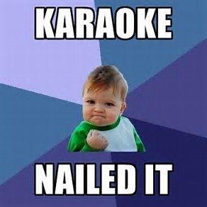 Karaoke Meme Funny Image Photo Joke 10