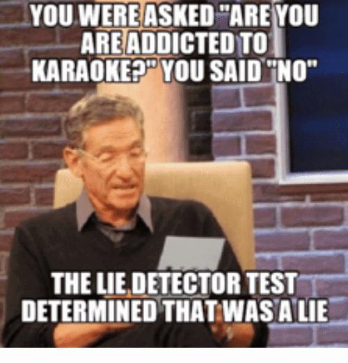 Karaoke Meme Funny Image Photo Joke 11