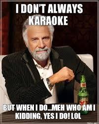 Karaoke Meme Funny Image Photo Joke 15