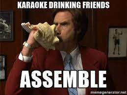 Karaoke Meme Funny Image Photo Joke 16