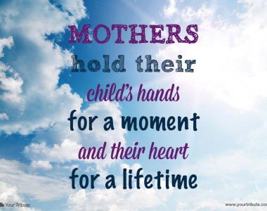 Loss Of A Mother Quotes Meme Image 06