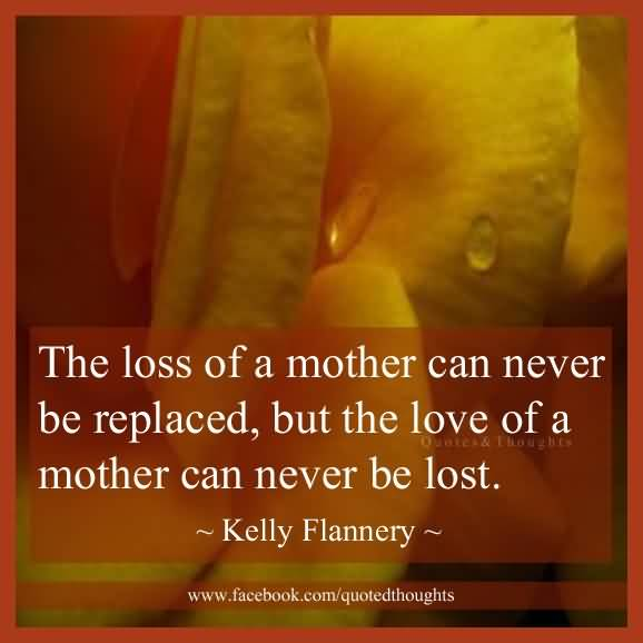 Loss Of A Mother Quotes Meme Image 14