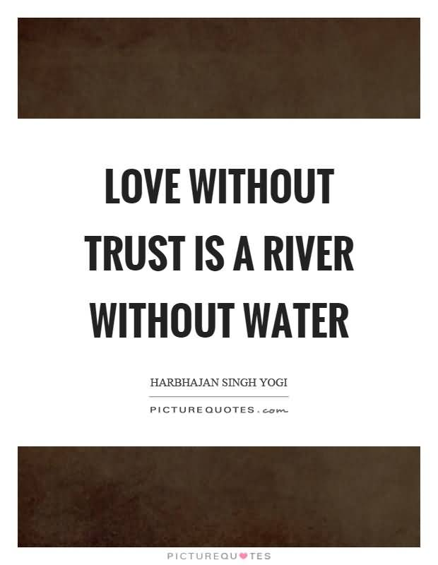 Love And Trust Quotes Meme Image 06