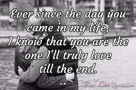 Love Of My Life Quotes For Him Meme Image 15 Quotesbae
