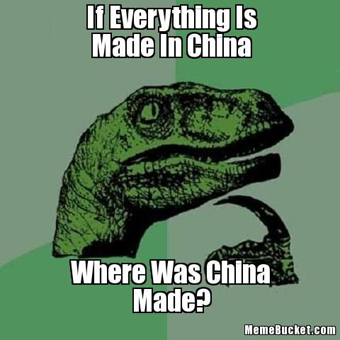 Made In China Meme Funny Image Photo Joke 08