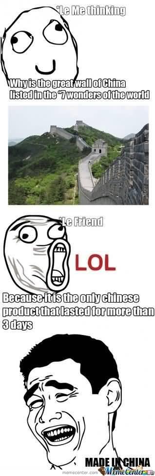 Made In China Meme Funny Image Photo Joke 13