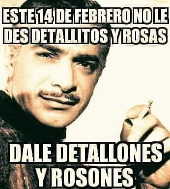 Memes De 14 De Febrero Funny Image Photo Joke 11