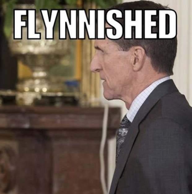 Michael Flynn Meme Funny Image Photo Joke 04