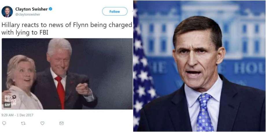 Michael Flynn Meme Funny Image Photo Joke 13