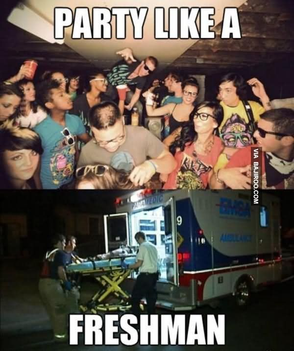 Most funny party memes image