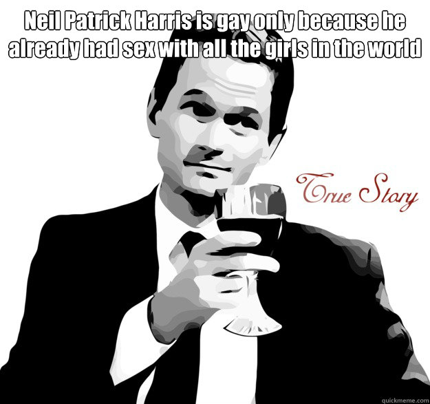Neil Patrick Harris Meme Funny Image Photo Joke 07