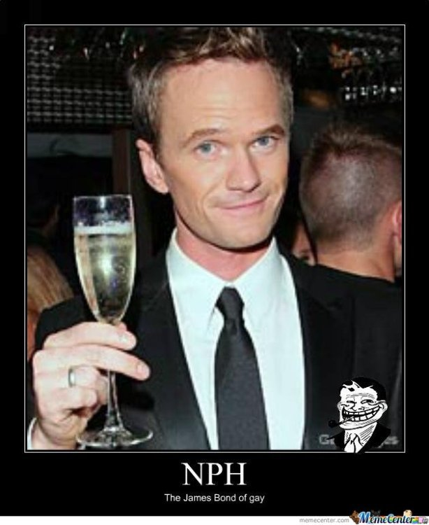 Neil Patrick Harris Meme Funny Image Photo Joke 15