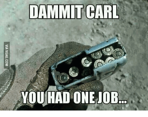 One Job Meme Funny Image Photo Joke 02