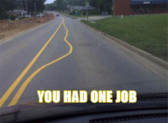 One Job Meme Funny Image Photo Joke 06