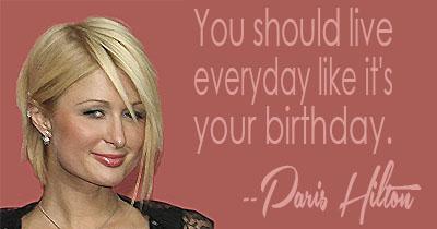Paris Hilton Quotes Meme Image 04