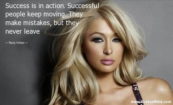 Paris Hilton Quotes Meme Image 17